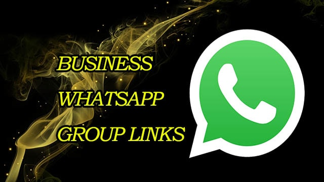 New Business Whatsapp Group Links Join Business Whatsapp Group