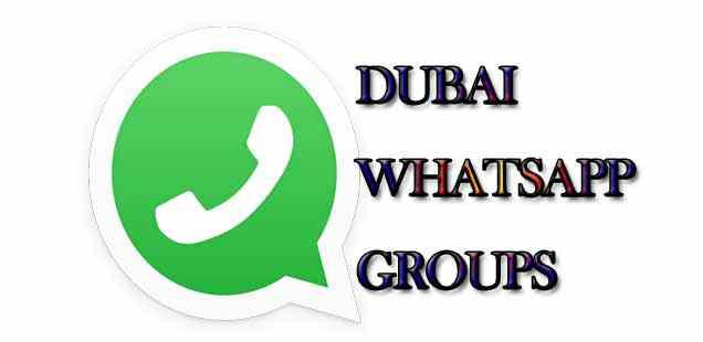 Latest Dubai WhatsApp Group Links - MERA ONLINE WORLD