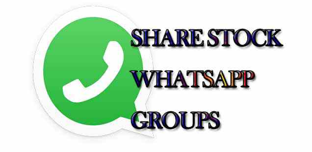 Latest Share Stock WhatsApp Group Links! Share Stock