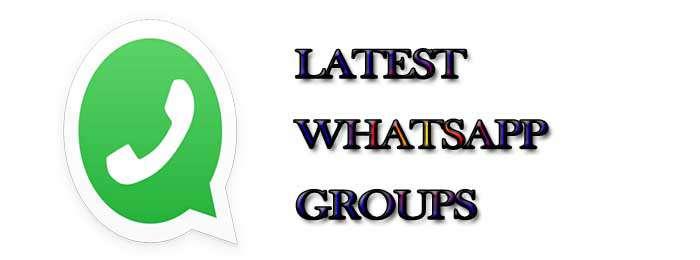 Latest WhatsApp Groups Links - MERA ONLINE WORLD