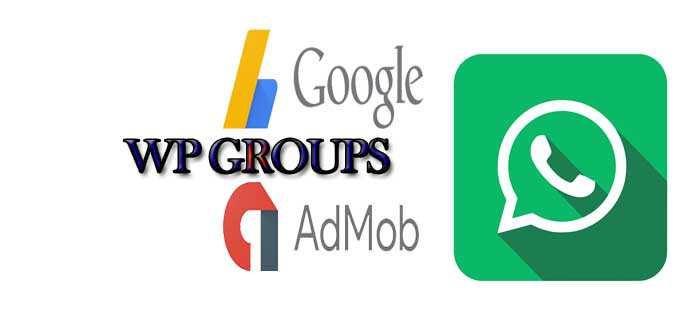 Latest Adsense Admob WhatsApp Group Links! Adsense Admob Groups
