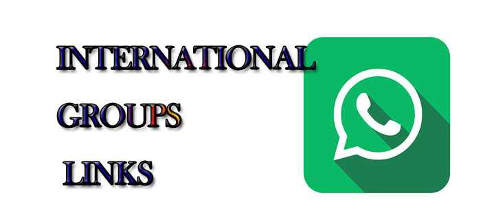 Latest International Whatsapp Groups Links - Latest Whatsapp Groups
