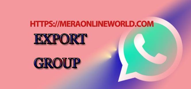 2019 New Whatsapp Groups Archives - MERA ONLINE WORLD